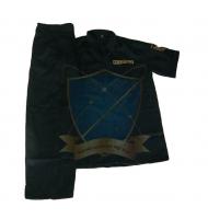 Quần áo bảo vệ tím than