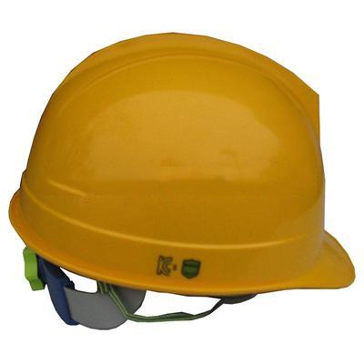 Mũ bảo hộ Hàn Quốc KUKYE Màu Vàng