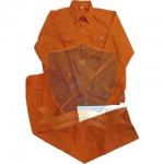Quần áo bảo hộ được may bởi nhiều chất liệu vải khác nhau