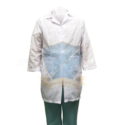 Áo blouse dài tay nam/nữ