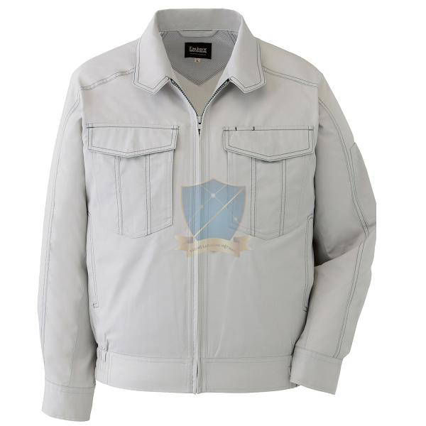 May áo khoác bảo hộ lao động mẫu 1