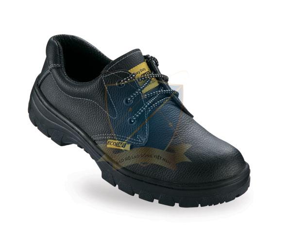 Giày da bảo hộ Ecosafe thấp cổ