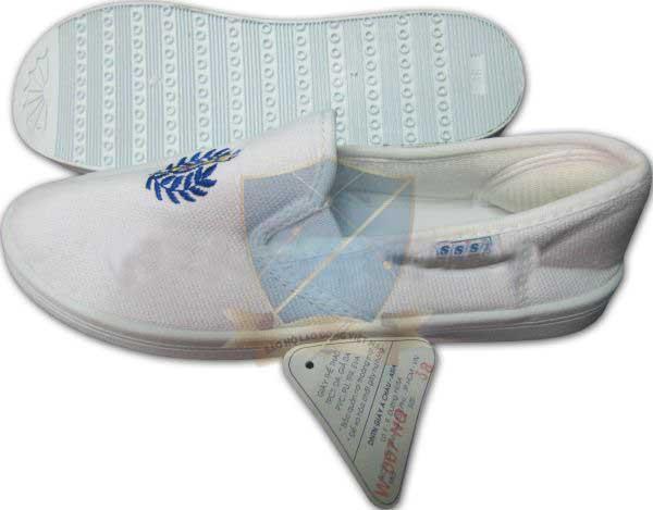 Giày vải ASIA màu trắng