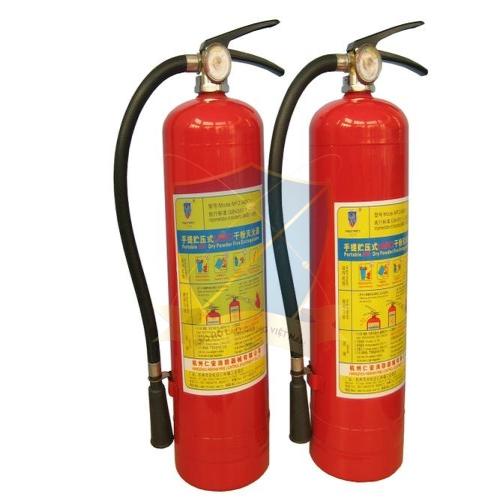 Bình chữa cháy MFZ2 BC 2KG