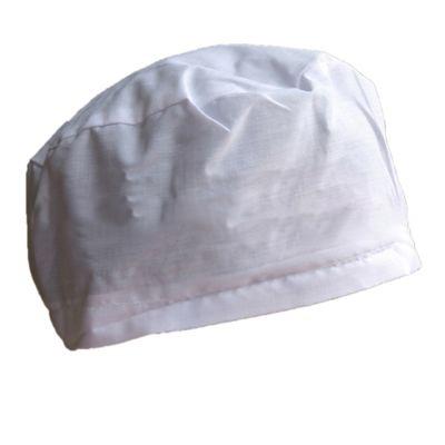 Mũ trùm đầu y tế màu trắng