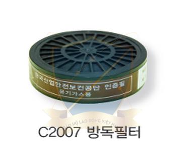 Phin lọc độc Hàn Quốc C-2007