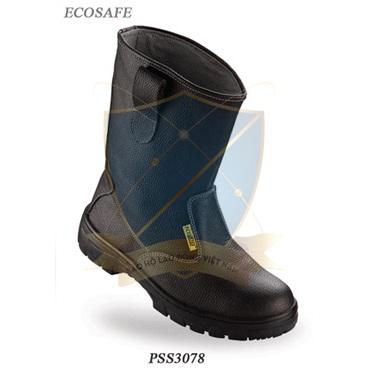 Ủng da bảo hộ Ecosafe PSS 3078