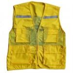 Áo gile phản quang sử dụng trong nhiều môi trường lao động