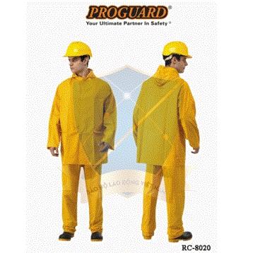 Quần áo mưa bảo hộ Proguard dạng bộ rời