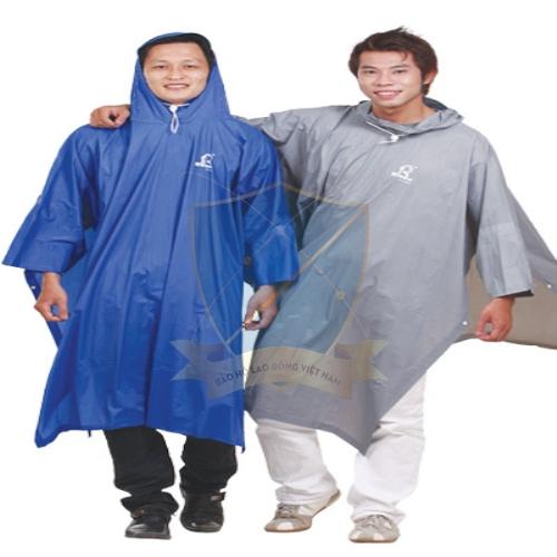 Áo mưa kiểu dáng 2