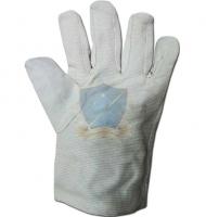 Găng vải bạt dày cotton (Lóng vuông +chéo)