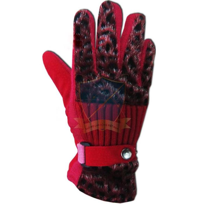 Găng tay chống lạnh sợi len Việt Nam & Đài Loan