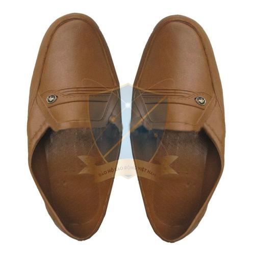 Giày nhựa vàng