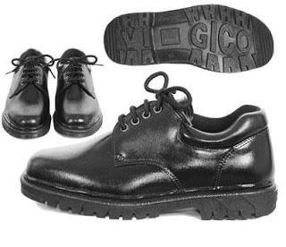 Giày da bảo hộ Việt Ý VIGICO thấp cổ