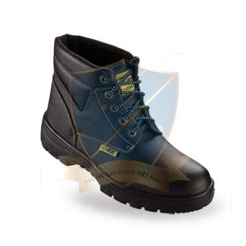 Giày da bảo hộ Ecosafe cao cổ