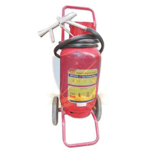 Bình chữa cháy Xe đẩy MFZ35 35kg ABC