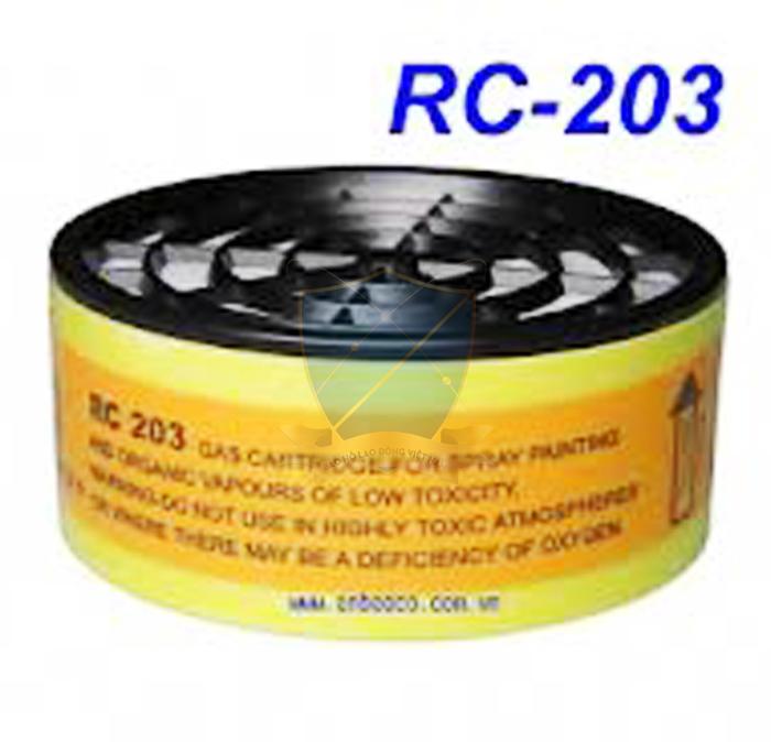 Phin lọc vô cơ Đài loan RC203