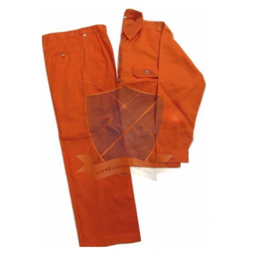 Quần áo bảo hộ vải kaki Nam Định L1 các mầu