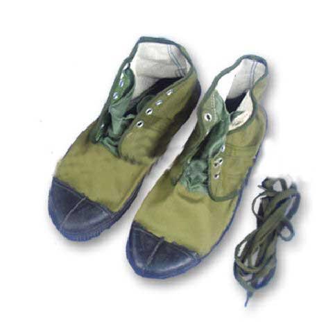 Giày vải bộ đội X26 cấp phát cao cổ