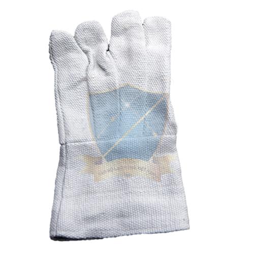 Găng tay chịu nhiệt Amiang ngắn