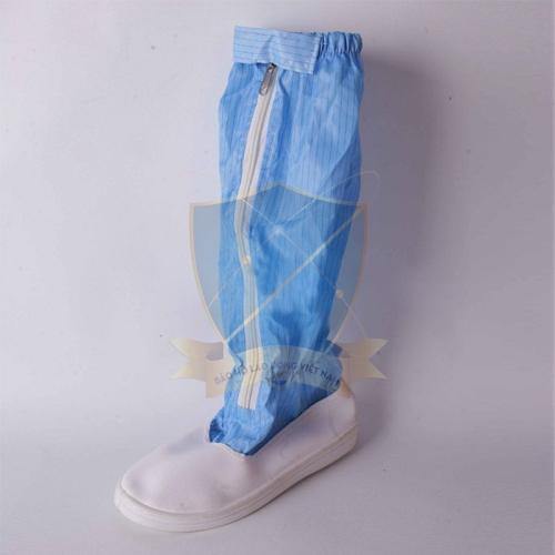 Giày phòng sạch trắng Việt Nam chống tĩnh điện