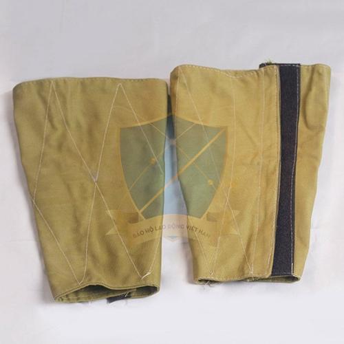 Bao chân vải màu nâu Việt Nam