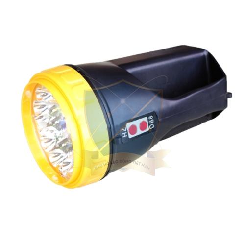 Đèn ắc qui bóng LED Trung Quốc đen vàng