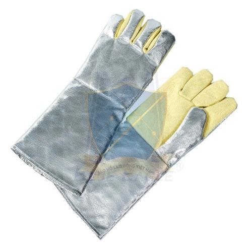 Găng tay chịu nhiệt Blue Eagle Đài Loan loại dài