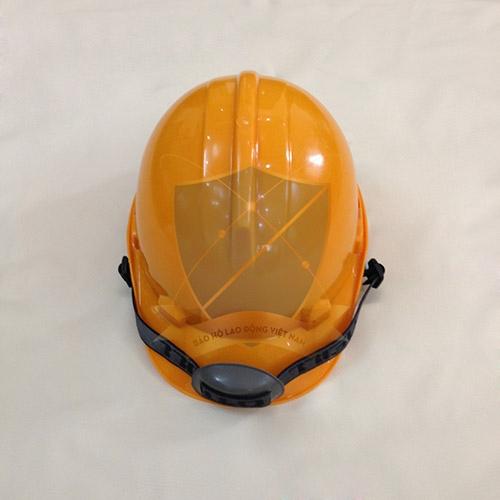 Mũ bảo hộ núm vặn NQ-N40 màu vàng cam