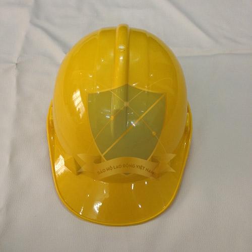 Mũ bảo hộ núm vặn NQ-N40 màu vàng chanh