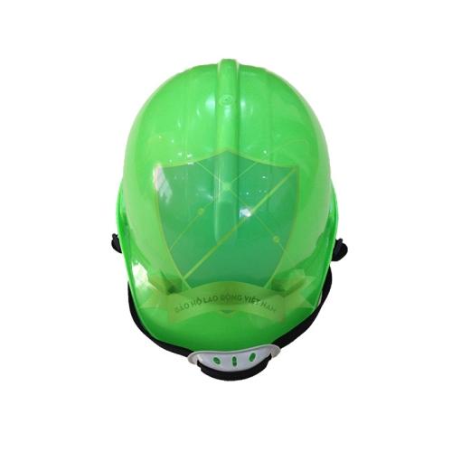Mũ bảo hộ núm vặn NQ-N40 màu xanh nõn chuối