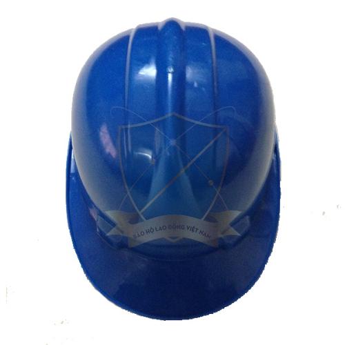 Mũ bảo hộ Nhật Quang loại 1 xanh dương