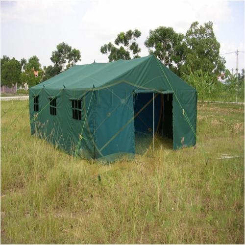 Nhà bạt trung đội VN
