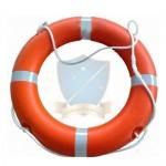 Phao cứu sinh đảm bảo an toàn cho con người khi ra biển