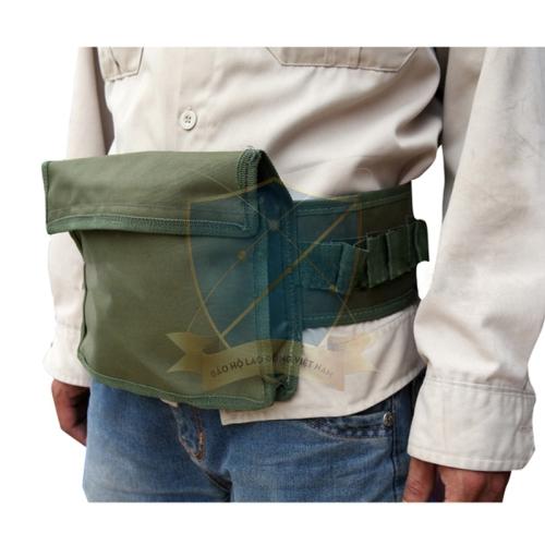 Túi dụng cụ vải bạt đeo hông