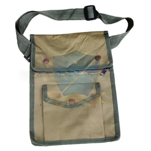 Túi đựng dụng cụ vải bạt loại nhỏ