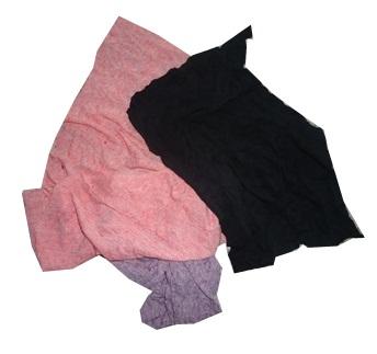 Giẻ lau cotton các màu khổ A4 (21×30)