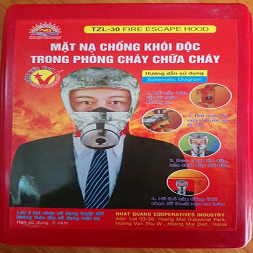 Mặt nạ phòng khói độc L2