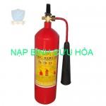 Công tác xúc nạp bình chữa cháy đảm bảo chất lượng của bình cứu hỏa