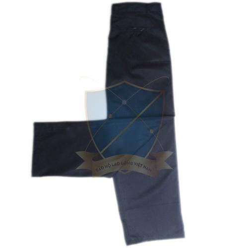 Quần bảo hộ vải pangrim Hàn Quốc tím than
