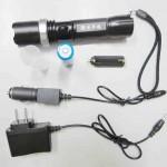 Đèn pin hỗ trợ hoạt động cơ bản của con người khi thiếu ánh sáng