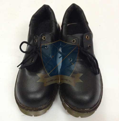 Giày bảo hộ lao động giá rẻ đế kếp