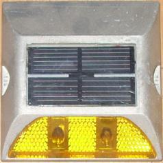 Đinh đường năng lượng mặt trời bằng nhôm một mặt phản quang