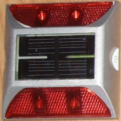 Đinh đường năng lượng mặt trời bằng nhôm hai mặt phản quang