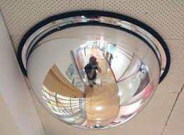 Gương cầu lồi hình quả bóng các kích cỡ
