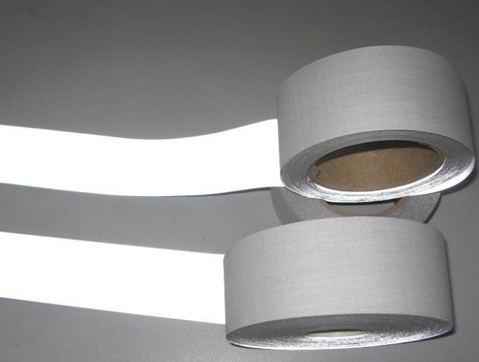 Dây vải phản quang bản 5cm loại 2