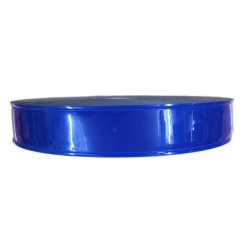 Dây phản quang nhựa bản 2.5cm màu xanh dương