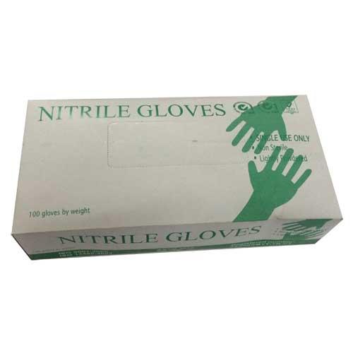Găng tay cao su y tế Nitrile phủ đầu ngón