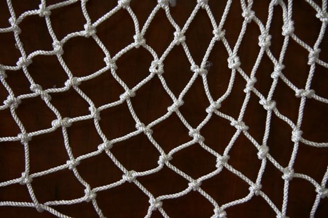 Lưới an toàn mắt 5x5cm đường kính sợi Φ4
