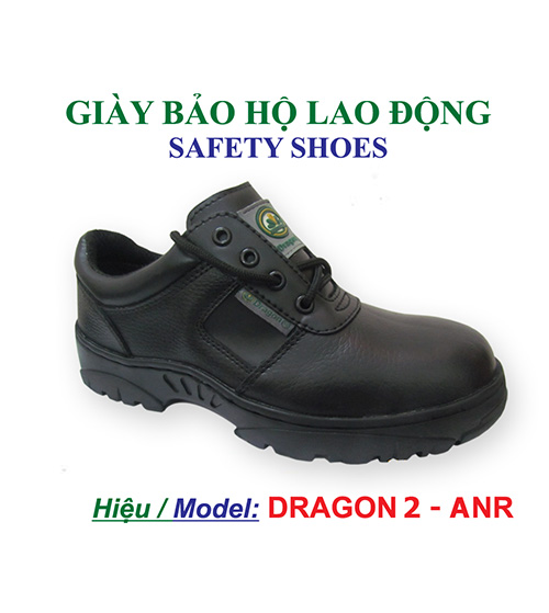Giày da bảo hộ lao động Dragon2 ANR